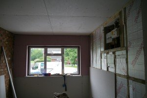 Garage conversion Newport Pagnell